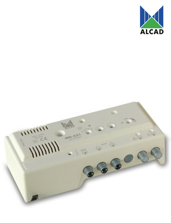 Alcad MD-531 Modulator